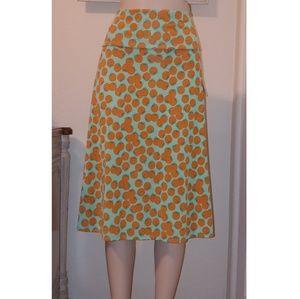 Lularoe Azure Skirt - NWT - XL